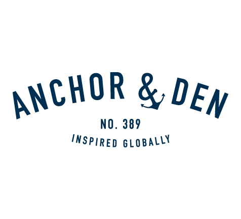 DINNER AT ANCHOR & DEN