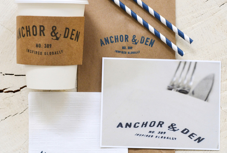 ANCHOR & DEN IS GOOD TO-GO!
