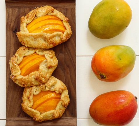 Recipe From Our Beach House: Local Mango Crostada