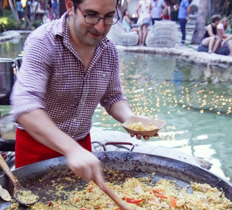 Recipe from our Beach House: Crazy For Paella!