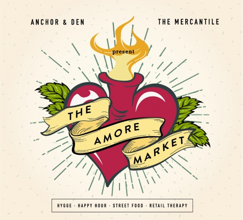 Get All Loved Up With Us At Our Amore Night Market!
