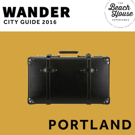Wander 2016 City Guide: Portland the Playful