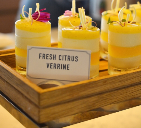 FRESH CITRUS VERRINE