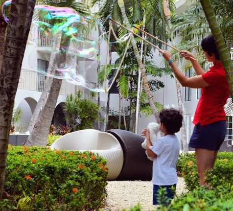 BIG BUBBLES - KIDS CLUB ACTIVITY