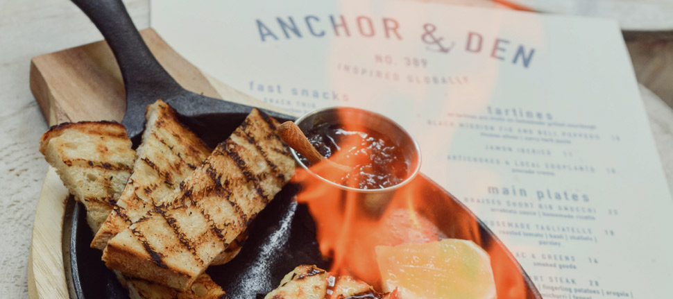 Anchor & Den